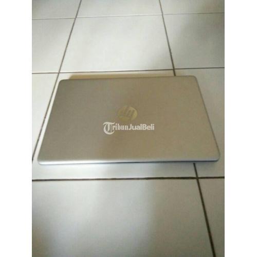 Laptop HP 14S-CF1046TU Bezeless Tipis Bekas Layar 14 Inc Mulus - Semarang