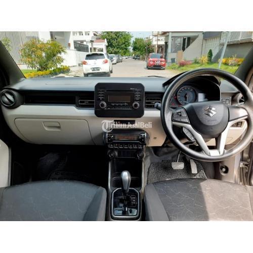 Mobil Hatchback Suzuki Ignis 1.2 GX Matic 2017 Tangan1 Bekas Normal Original - Medan