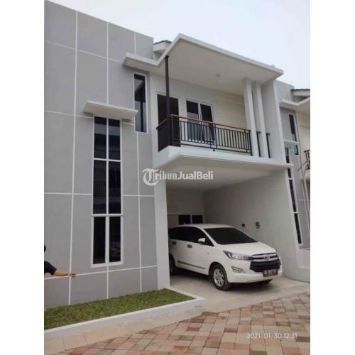 Dijual Rumah Baru Cluster Smart Home LT.72m2 3KT 2KM Legalitas Aman - Solo