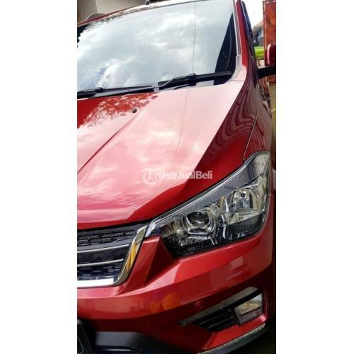 Mobil MPV Bekas Wuling Confero S 2018 Terawat Nyaman Harga Nego - Jogja