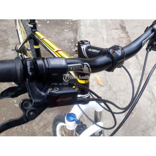 Sepeda MTB Polygon Cozmic CX 1.0 Bekas Bagus Normal Harga Nego - Jogja