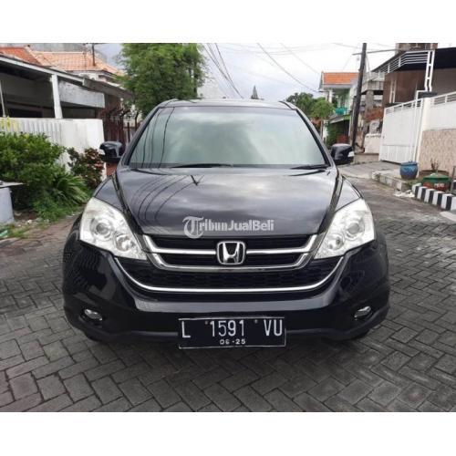 Mobil SUV Honda CRV 2.4 2010 Bekas Mesin Terawat Cat Orisinil Harga Nego - Surabaya