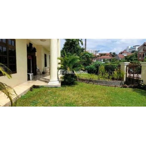 Dijual Rumah Mewah 2 Lantai SHM Luas 675 m2 8 Kamar Garasi Carport di Perum Puri Cinere - Depok