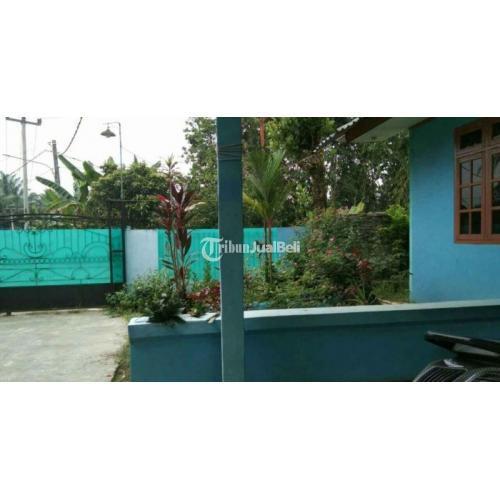 DIjual Rumah Luas 216 m2 3 Kamar Carport Kebun Kondisi Bekas Harga Nego - Bogor