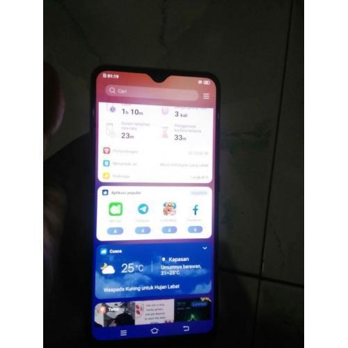 Vivo S1 Pro Bekas Lengkap Charger Harga Nego Warna Putih - Surabaya