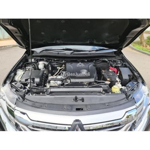 Mobil Mitsubishi Pajero 2019 Hitam Matic Bekas Mulus Harga Nego - Solo
