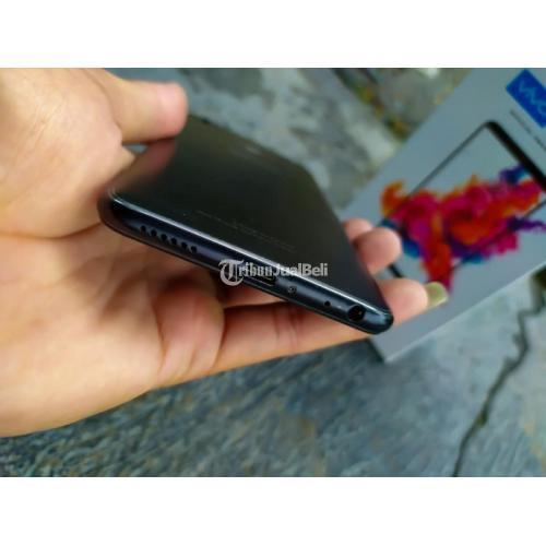 HP Vivo V7 Plus 4/64GB Bekas Dual Sim Baterai Awet Mulus No Minus - Solo