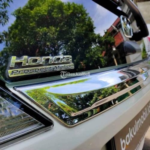 Mobil Honda Brio Satya E Matic 2017 Bekas Body Mulus Pajak Panjang - Bandung