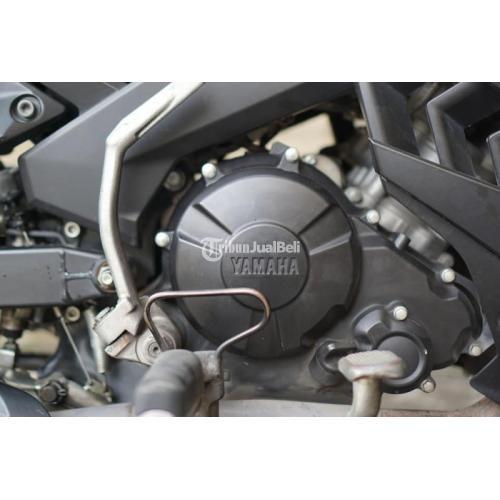 Motor Yamaha Jupiter MX King 150 2017 Surat Lengkap Pajak Panjang - Solo