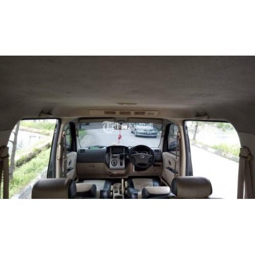 Mobil Dihatsu Luxio X ABS AT 2012 Hitam Bekas Surat Lengkap Kondisi Mulus - Bandung