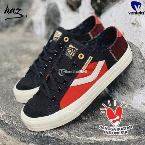 Sepatu Ventela NTL Sang Sekerta Low Original Size 37-43 Brand New - Jogja