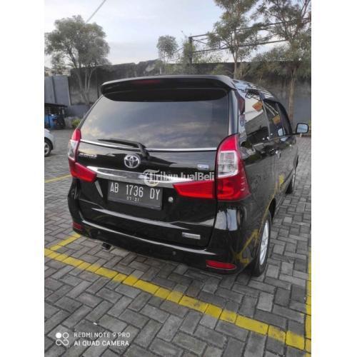 Mobil MPV Bekas Toyota Avanza G 2016 Tangan1 Full Orisinil Normal Harga Nego - Jogja