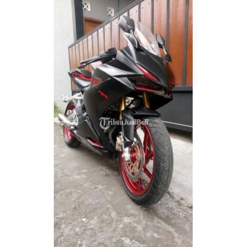 Motor Sport Honda CBR250RR 2016 Bekas Normal Surat Lengkap Harga Nego - Jogja