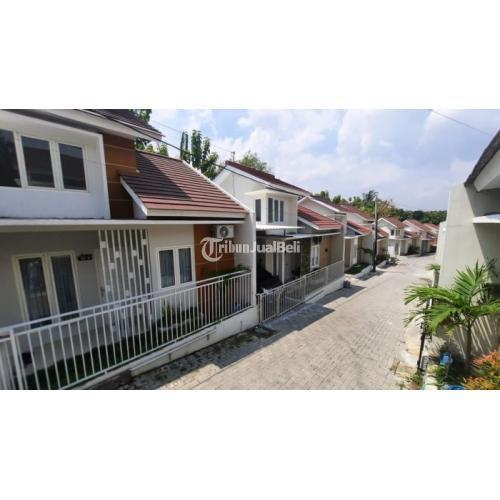 Dijual Rumah Baru Grha Sedayu Pratama Tipe 40 2KT 1KM Bisa KPR - Jogja