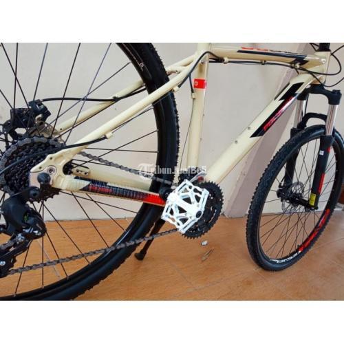Sepeda MTB Bekas Polygon Cascade 3 Upgrade Ring 27.5 Frame M Normal Harga Nego - Jogja