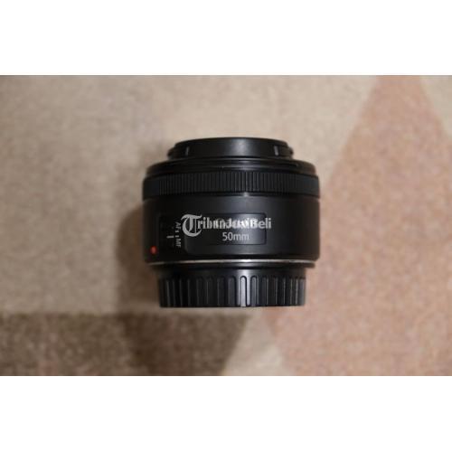 Kamera Bekas Canon EOS 6D EF 28-135mm IS USM 50mm STM Battery Full Box - Semarang