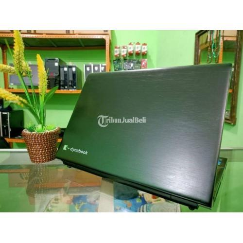 Laptop TOSHIBA R734 GEN 4 Fullset  Bekas Ram 4GB Layar 13 Inc - Sidoarjo