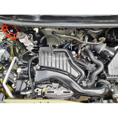 Mobil Hatchback Toyota Agya 2017 Kuning Bekas Bebas Banjir Harga Nego - Solo