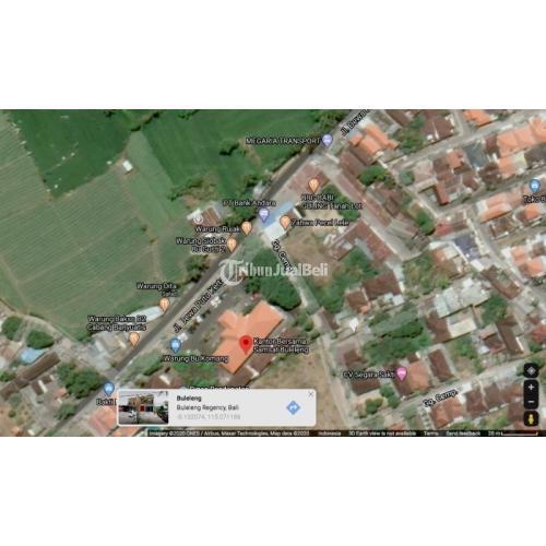 Jual Ruko 2 Lantai 50m2 Lokasi Strategis Harga Nego - Buleleng, Bali