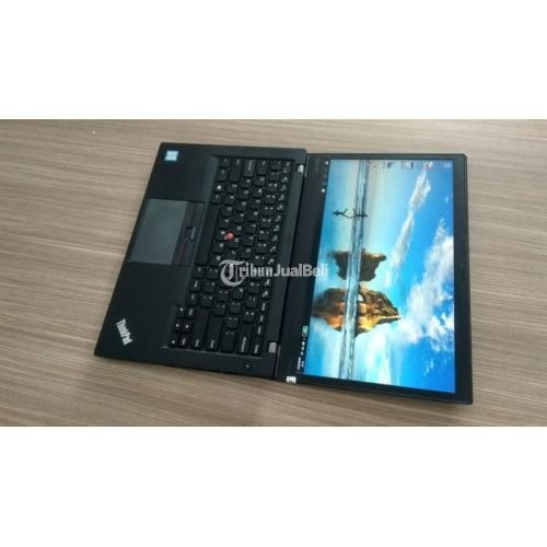 Laptop Lenovo ThinkPad T460s Intel Core i7 RAM 8 GB Bekas Harga Murah - Banjar
