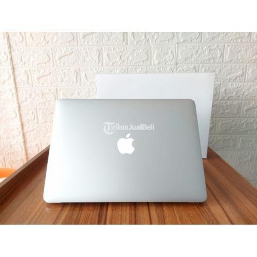 Laptop Apple Bekas MacBook Air 13 2015 A1466 Intel Core i5 Ram 8GB SSD 128GB - Surabaya
