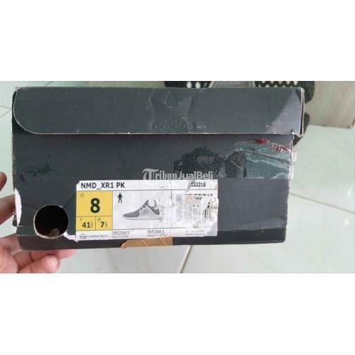 Adidas NMD XR1 Prime Knit Original Lengkap Box Size 41,5 Second Bagus - Sidoarjo
