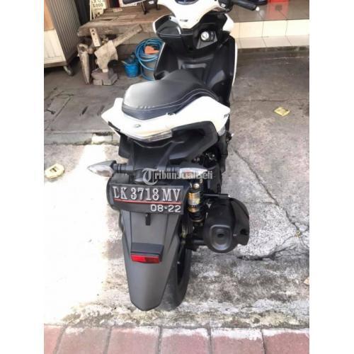 Motor Matic Yamaha Aerox 2017 ABS Bekas Normal Standar Surat Lengkap - Denpasar
