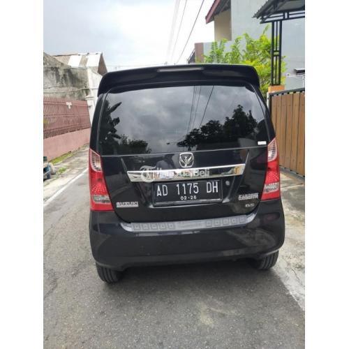 Mobil Suzuki Karimun Wagon R 2016 Tipe GS Matic Bekas Harga Nego - Solo