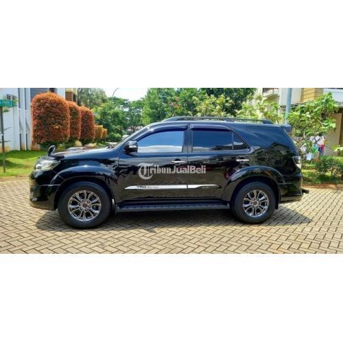 Mobil Toyota Fortuner VNT TDR 2015 Matic Bekas Kondisi Mulus Terawat - Bekasi