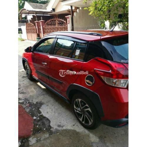 Mobil Hatcback Toyota All New Yaris 2017 Full Bodykit  Matic Bekas Harga Nego - Malang