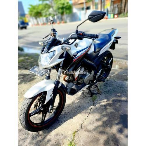Motor Yamaha Vixion 2017 Bekas Surat Lengkap Kondisi Mulus Mesin Halus Terawat - Surabaya