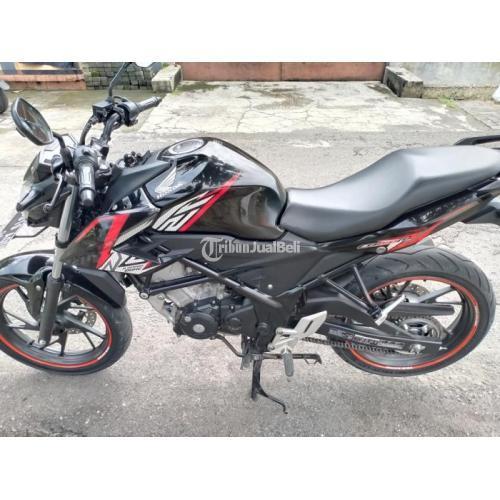 Motor Sport Honda New CB 150R 2017 Bekas Orisinil Sehat Harga Nego - Semarang