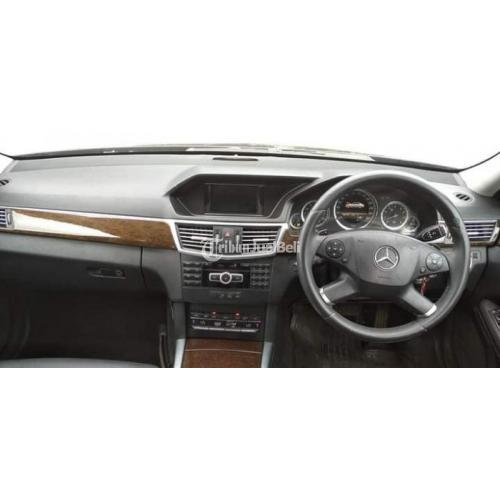 Mobil Mercedes-Benz E-Class 2013 Matic Bekas Surat Lengkkap Mesin Kering - Jakarta Selatan