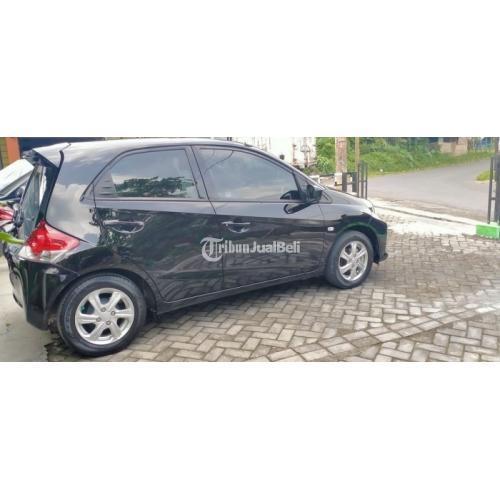 Mobil City Car Honda Brio E Manual 2017  Bekas Surat Lengkap Harga Nego - Yogyakarta
