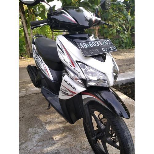 Motor Honda Vario 2013 Bekas Surat Lengkap Mesin Halus Harga Nego - Bantul