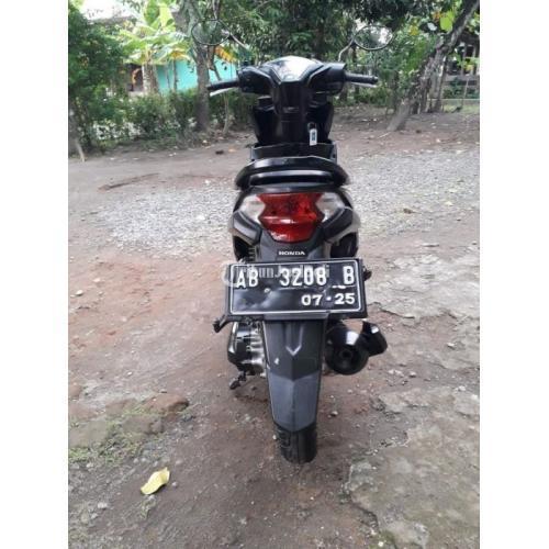 Motor Honda Beat ESP 2015 Hitam Surat Lengkap Kondisi Mesin Halus - Bantul
