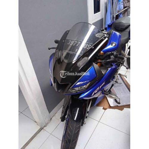 Motor Sport Yamaha R15 V3 2018 Bekas Sehat Surat Lengkap Nominus - Jakarta
