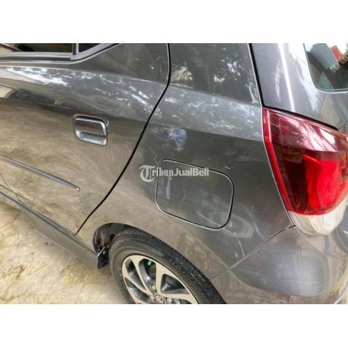 Mobil Toyota Agya S TDR 2017 Manual Bekas Pajak Hidup Mesin Terawat - Jakaarta Selatan