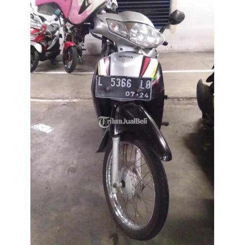 Motor Honda Kirana 125CC 2004 Manual Bekas Surat Lengkap Terawat - Surabaya