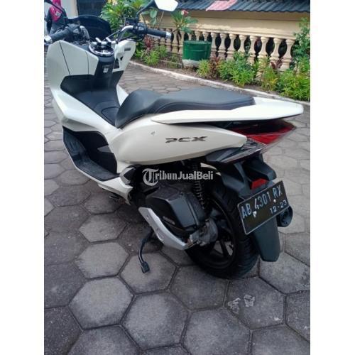 Motor Matic Honda PCX ABS 2018 Bekas Terawat Pajak Baru Siap Pakai - Jogja