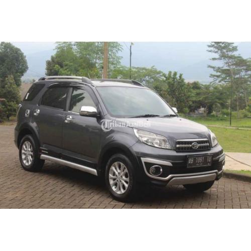 Mobil SUV Daihatsu Terios TX Wild Adventure MT 2015 Bekas Mulus Terawat - Semarang