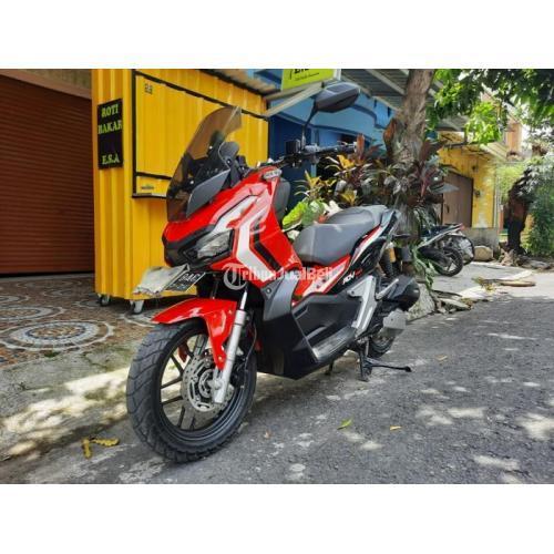 Motor Matic Honda ADV 150 2019 Bekas Mulus Surat Lengkap Pajak Panjang - Semarang