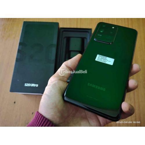 HP Samsung Galaxy S20 Bekas Kondisi Mulus Original Harga Nego - Jakarta Pusat