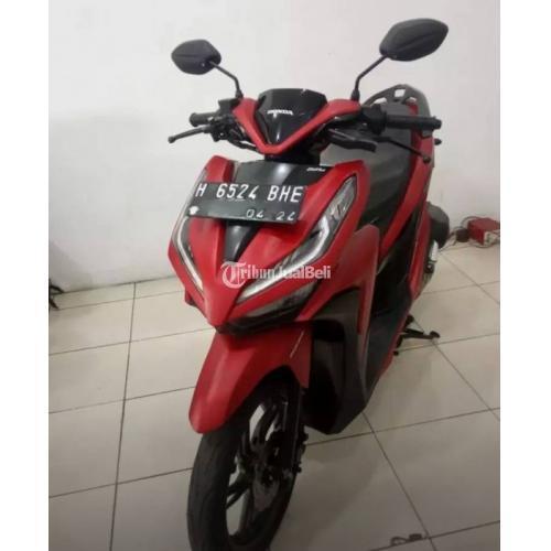 Motor Honda Vario 150cc 2019 Bekas Surat Lengkap Bisa Kredit - Surabaya