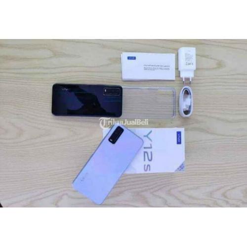 HP Vivo Y12S 3/32GB Baru Harga Murah Baterai 5000mAh Mulus - Bantul
