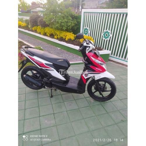 Motor Matic Honda Beat 2017 Bekas Mesin Halus Surat Lengkap Harga Nego - Medan