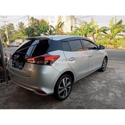 Mobil City Car Toyota Yaris G Matic 2018 Bekas Original Terawat Surat Lengkap - Pontianak