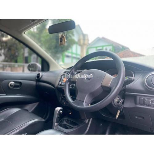 Mobil MPV Nissan Grand Livina 2012 Bekas Matic Tangan1 Normal Pajak Baru - Semarang