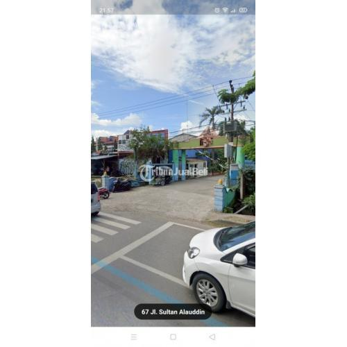 Dijual Rumah System 1 Pintu Griya Modern ST. Alauddin Lokasi Strategis - Makassar
