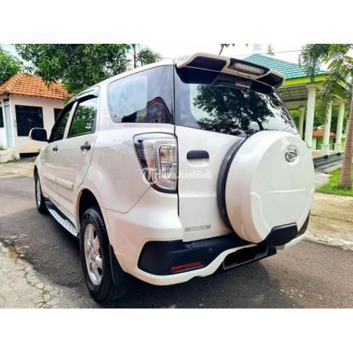 Mobil SUV Daihatsu Terios X 2016 Matic Bekas Full Orisinil Surat Lengkap - Solo